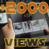 Add 2000 Ebay Views to item