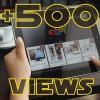 Add 500 Ebay Views to item